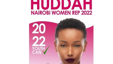 Photo of Why Huddah could probably run for political office and win