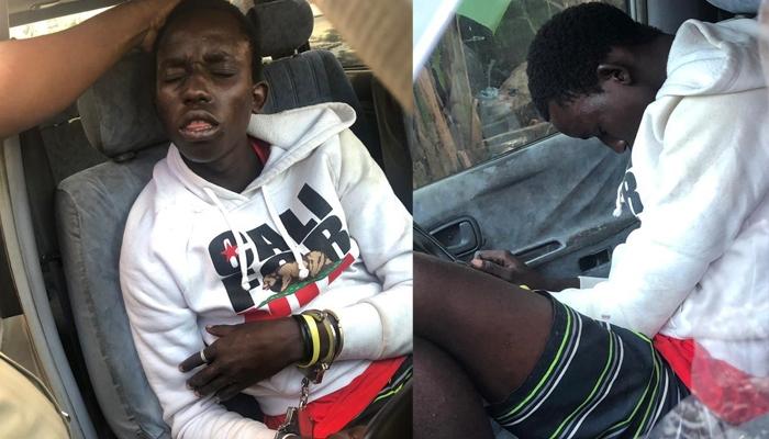 Mwizi Aruka Geti Na Kuiba Nyumbani Kwa Mwandishi Wa ITV,...Asinzia Papo Hapo!!!