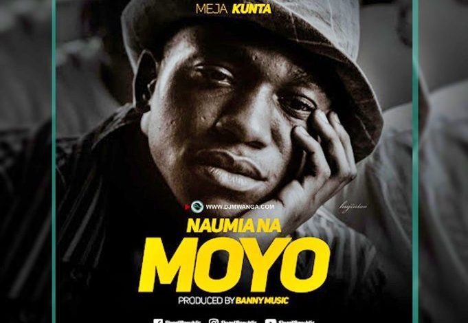 Download Meja Kunta - Naumia Na Moyo Mp3 (Official Music Audio)