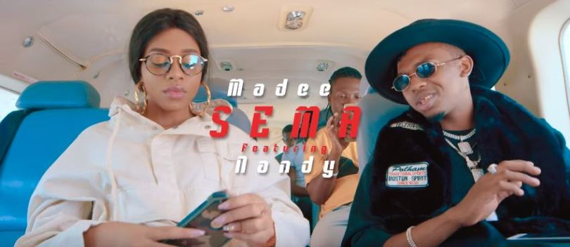 VIDEO: Madee Ft Nandy – Sema Mp4 Download