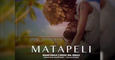Manfongo Ft Mzee Wa Bwax – Matapeli Mp3 Download