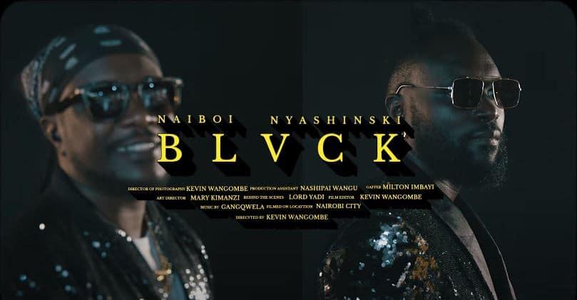 Naiboi ft Nyashinski – Black Mp4 Download