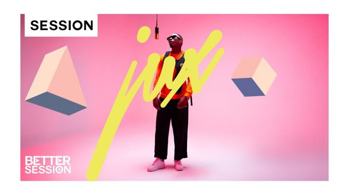 """VIDEO: Jux – SIO MBAYA """"BETTER SESSION"""""""