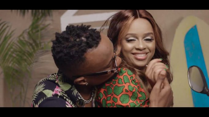 VIDEO: Nandy Ft Billnas – DOME Mp4 Download