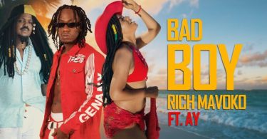 Rich Mavoko Ft AY – Bad Boy Mp4 Download VIDEO