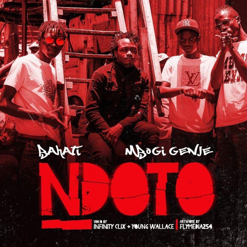 Bahati Ft Mbogi Genje - NDOTO Mp3 Download AUDIO