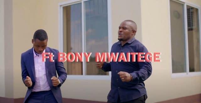 VIDEO: Frank Patrick Ft Bony Mwaitege – Nitatajilishwa Na Mungu Mp4 Download