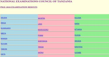 Matokeo Ya Darasa La Saba 2020 l Standard SEVEN 7 NATIONAL EXAMINATION RESULTS NECTA