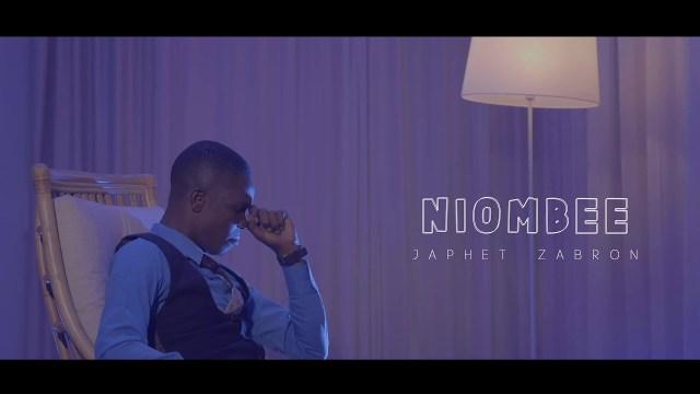 VIDEO: Japhet Zabron – NIOMBEE Mp4 Download