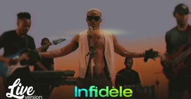 VIDEO Alikiba - Infidèle Official Live Version Mp4 Download