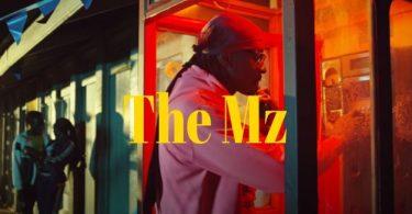 VIDEO: Nameless & Wahu – (The Mz) in Te-Amo Mp4 Download