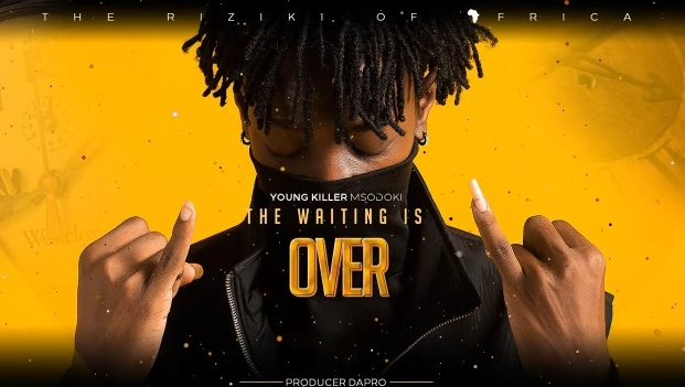 AUDIO: Young Killer Msodoki - The Waiting is Over Mp3 Download