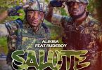 AUDIO: Alikiba Ft Rudeboy - Salute Mp3 Download