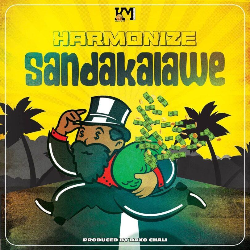 AUDIO: Harmonize - Sandakalawe Mp3 Download