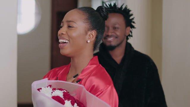 VIDEO: Bahati Ft Sat B - Sweet Darling Mp4 Download