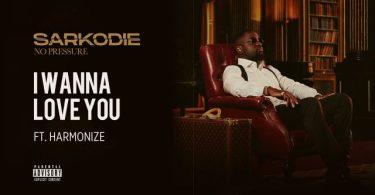 AUDIO: Sarkodie Ft Harmonize - I Wanna Love You Mp3 Download
