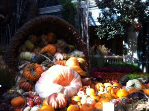 Bellagio - Fall Display 2014