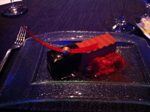 Pillsbury Bake-Off award ceremony dessert