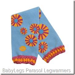 BabyLegs Parasol Legwarmers