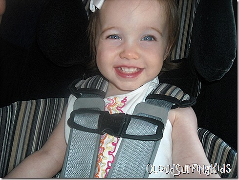 Flying with Car Seat