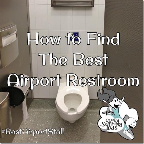 Airport Restroom