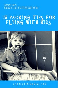simple packing tips