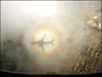 Airplane halo