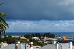 Fremantle waterspout_1