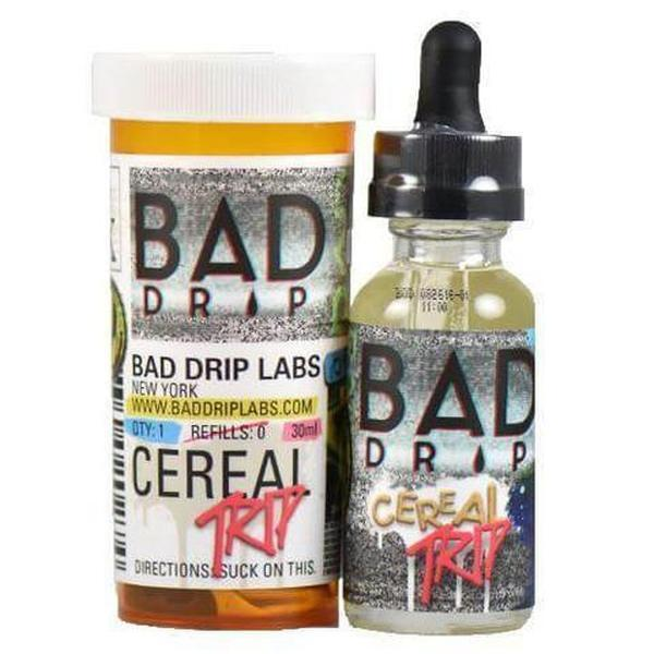Bad Drip 0mg 50ml Shortfill E-liquid, Cloud Vaping UK