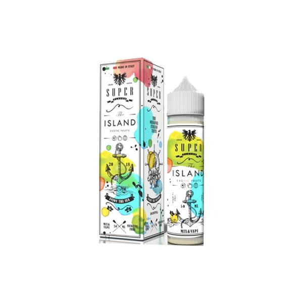 Superflavor 0mg 50ml Shortfill E-liquid, Cloud Vaping UK