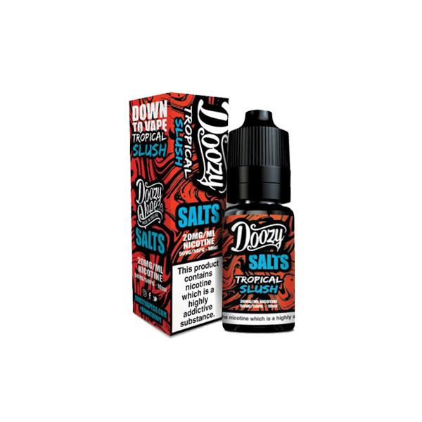 Doozy Vape Co 10mg 10ml Nic Salt E-liquid, Cloud Vaping UK