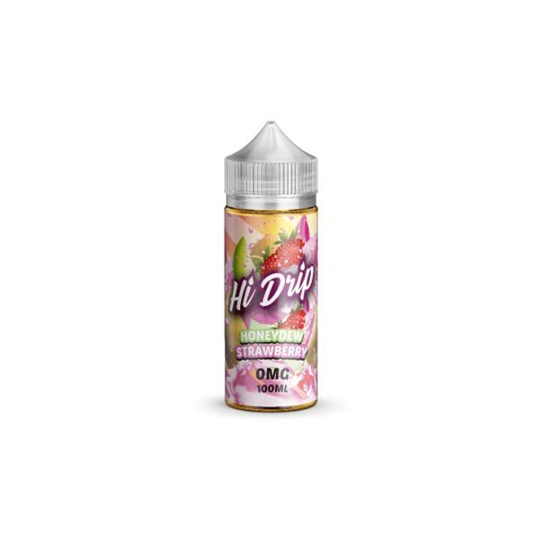Hi Drip 0mg 100ml Shortfill E-liquid, Cloud Vaping UK