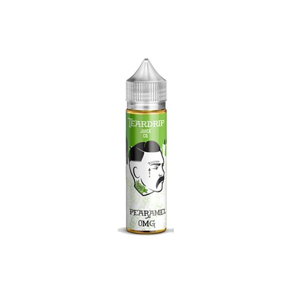 Teardrip 0mg 50ml Shortfill E-liquid, Cloud Vaping UK