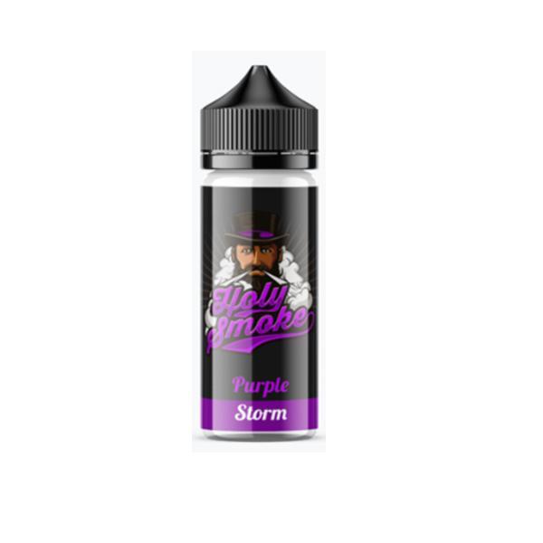 Holy Smoke 0mg 100ml Shortfill E-liquid, Cloud Vaping UK