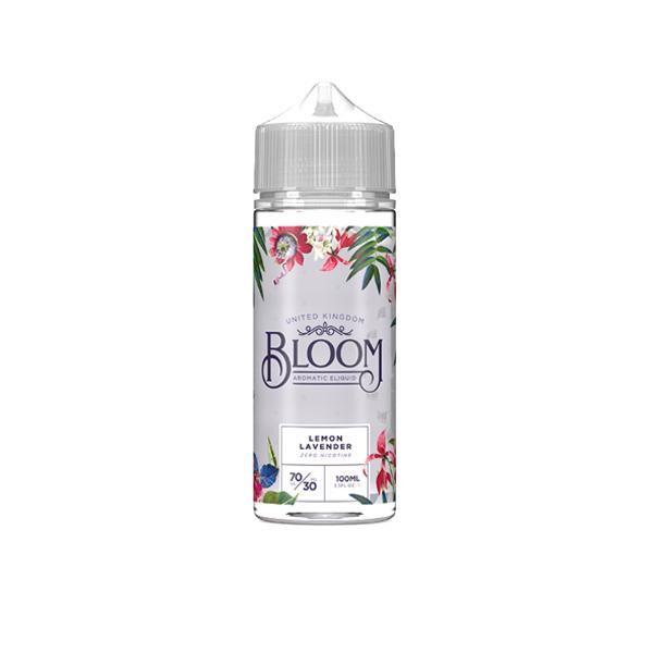 Bloom 0mg 100ml Shortfill E-liquid, Cloud Vaping UK