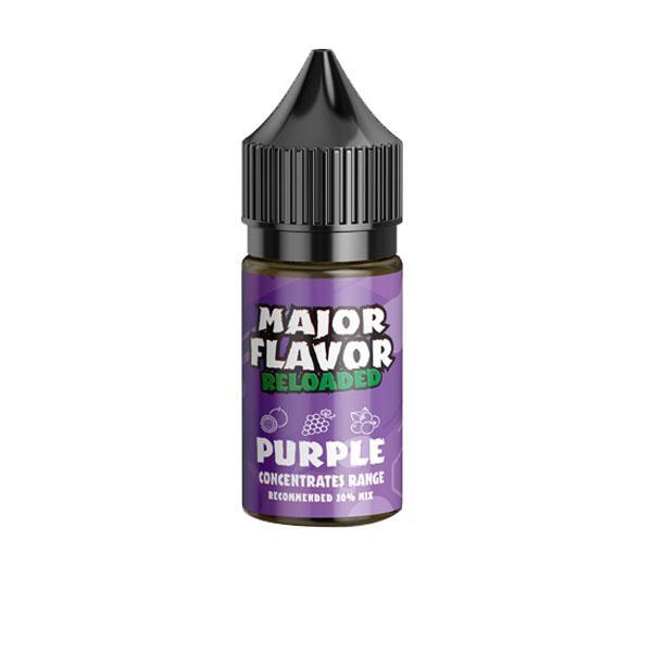 Major Flavour Concentrate 0mg 30ml (Mix Ratio 20%), Cloud Vaping UK