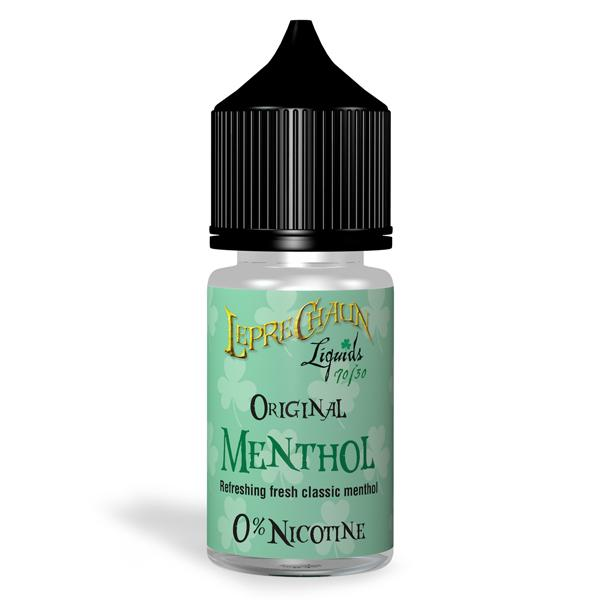 Leprechaun Original 30ml (20ml Shortfill + 1 x 10ml Nic Shots) (70VG/30PG), Cloud Vaping UK