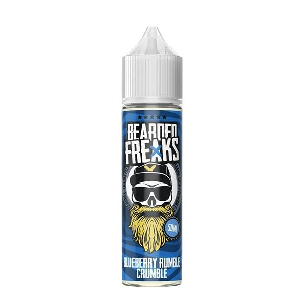 Bearded Freaks 50ml Shortfill 0mg (70VG/30PG), Cloud Vaping UK