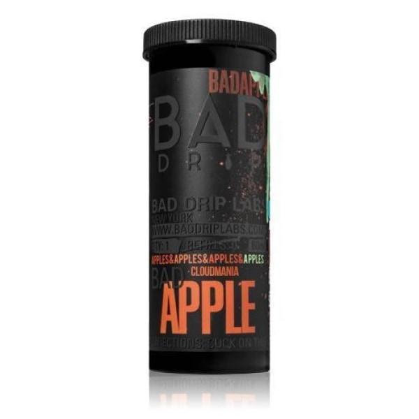 Bad Drip Bad Apple Shortfill E-liquid 50ml, Cloud Vaping UK