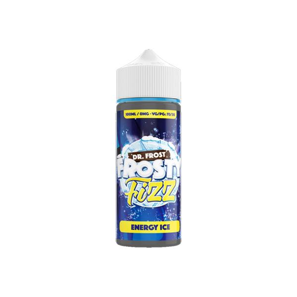 Dr Frost Frosty Fizz 0mg 100ml Shortfill E-liquid  (70VG/30PG), Cloud Vaping UK