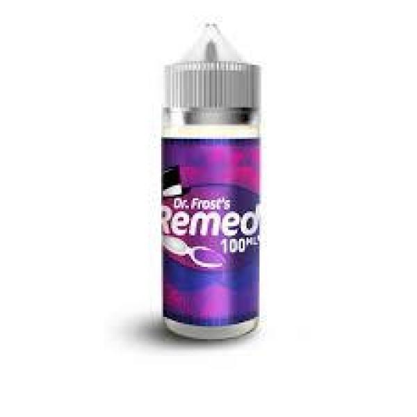 Dr Frost's Remedy 0mg 100ml Shortfill E-liquid, Cloud Vaping UK