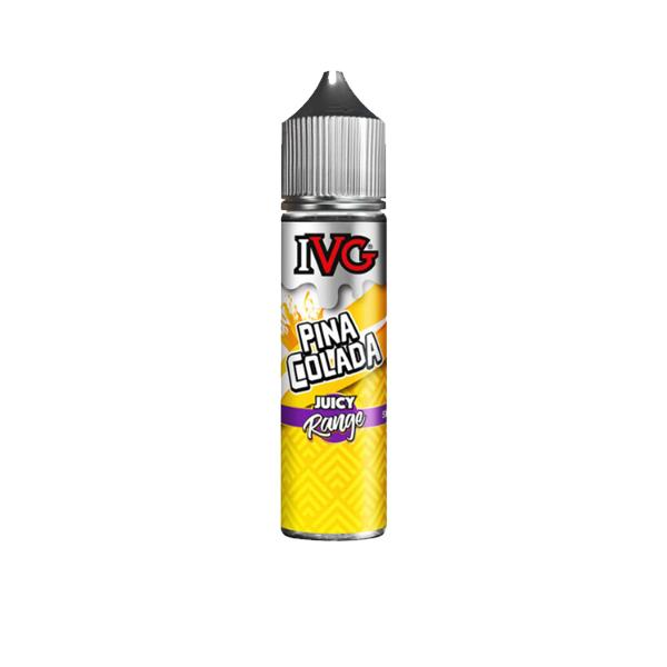 I VG Juicy Range 50ml Shortfill 0mg (70VG/30PG), Cloud Vaping UK