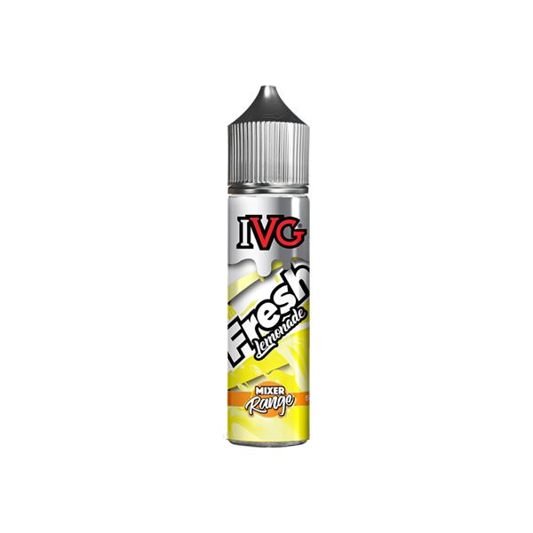 I VG Mixer Range 0mg 50ml Shortfill E-liquid, Cloud Vaping UK