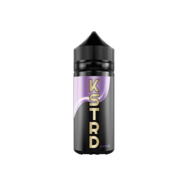 KSTRD by Just Jam 0mg 100ml Shortfill E-liquid, Cloud Vaping UK