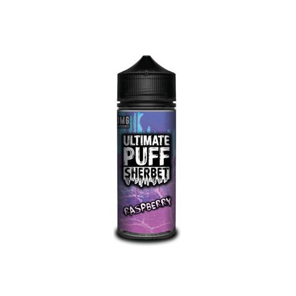 Ultimate Puff Sherbet 0mg 100ml Shortfill E-liquid, Cloud Vaping UK