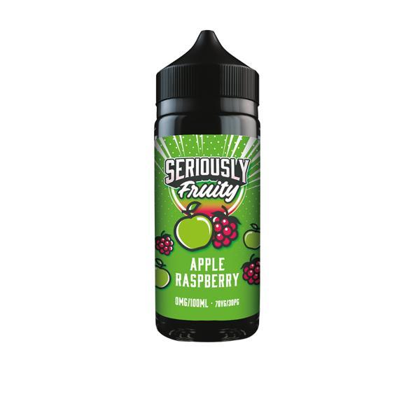 Seriously Fruity 100ml Shortfill E-liquid, Cloud Vaping UK