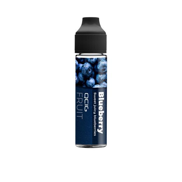 QCig Premium Shortfill E-liquid 50ml, Cloud Vaping UK