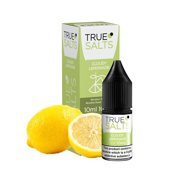 True Salts 10ml Nic Salts 20Mg E-liquid, Cloud Vaping UK