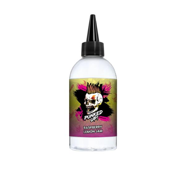 Punked Up! Shortfill E-liquid 200ml, Cloud Vaping UK