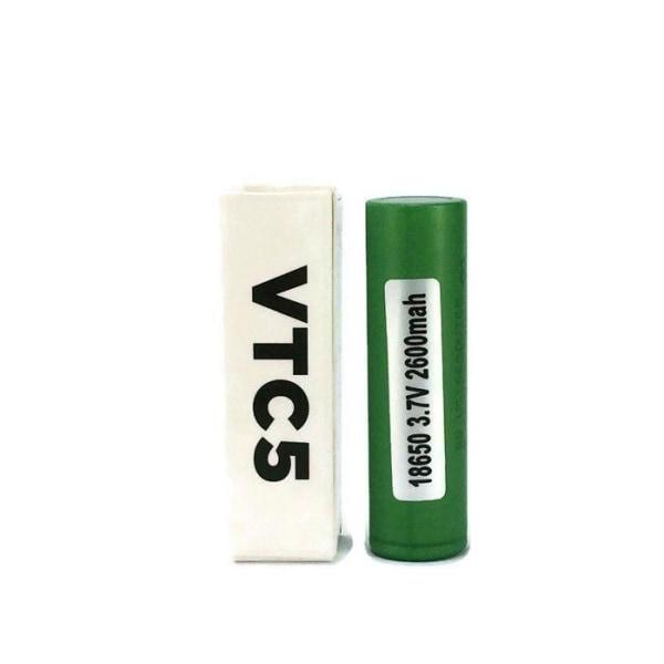 Sony VTC5 18650 2600mAh Battery, Cloud Vaping UK